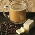 Toronto, Canada - January 26  -  For Diet Decoder, A studio pic of Bulletproof Coffee -- the new diet trend of drinking your breakfast in the form of butter and coconut oil coffee._January 26, 2015 Richard Lautens/Toronto Star