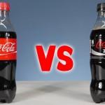 知っておくべき!「コカ・コーラ」と「コカ・コーラzero」の砂糖の量の違い