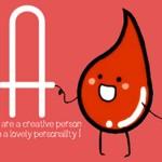今までにない視点…『A型の詩』が図星すぎて爆笑、共感!