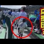 息ピッタリ!工大福井の応援団に混じって応援する男の子が可愛すぎる!!