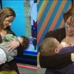 アルゼンチンでテレビの生放送中に女性ジャーナリスト達が授乳!その理由とは
