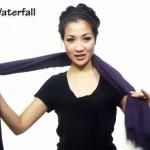 お洒落女子必見!25種類の「スカーフの巻き方」で秋冬のファッションを攻略♪