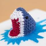 ありそうでなかった発想!編み物と刺繍を組み合わせたアートが素敵♪