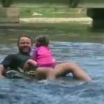 やっぱり偉大!子供のピンチを間一髪で救うパパたちの映像が超かっこいい!!