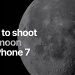この時期マスターしたい!Apple公式がiPhoneで月を綺麗に撮影する方法を伝授